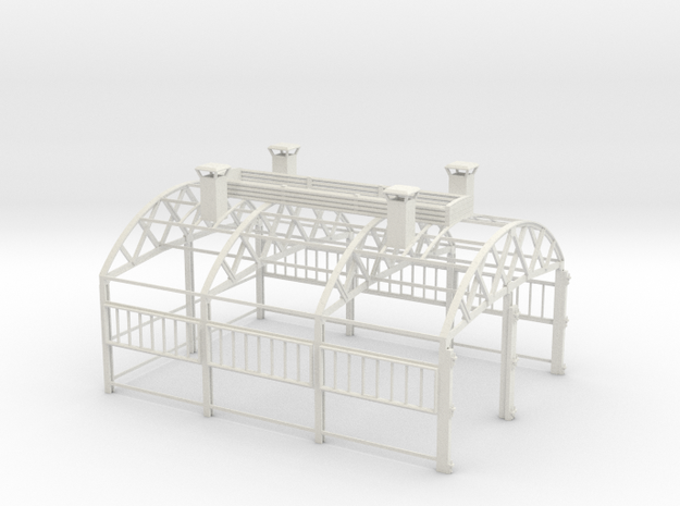 LM76B Engine Shed frame only