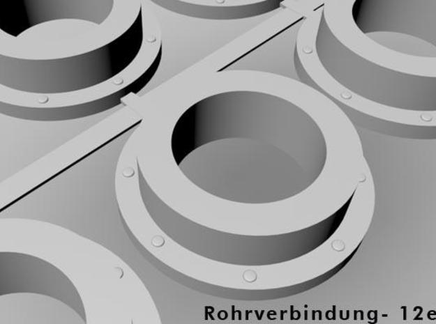 Rohrverbindung-1-small-multi 3d printed Description