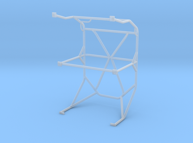 1/25 Early Bronco Family Roll Bar version 2