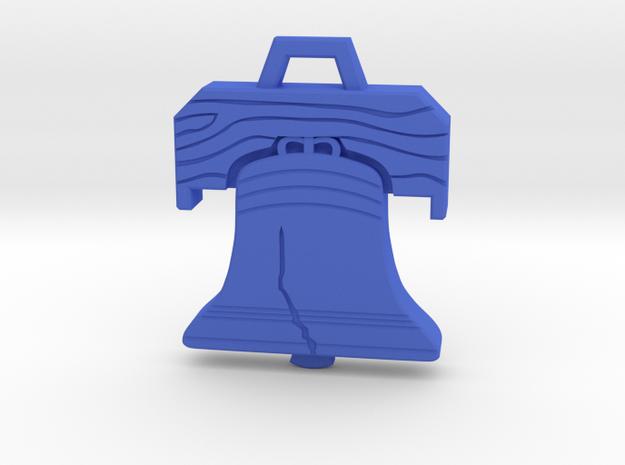 The Freedom Ringer in Blue Processed Versatile Plastic