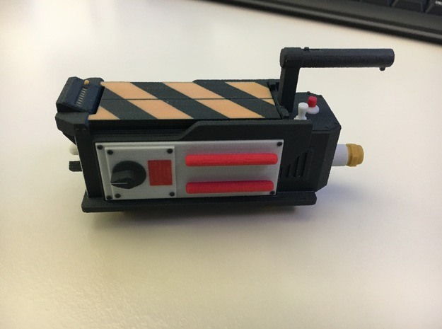 Stranger Things - Ghostbusters Ghost Trap [100mm]