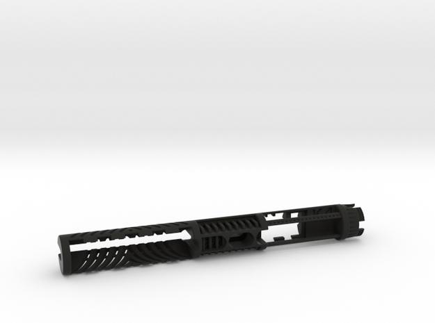 K4 chassis - NB4 in Black Natural Versatile Plastic