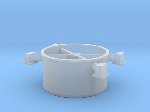 top overflow in Smooth Fine Detail Plastic