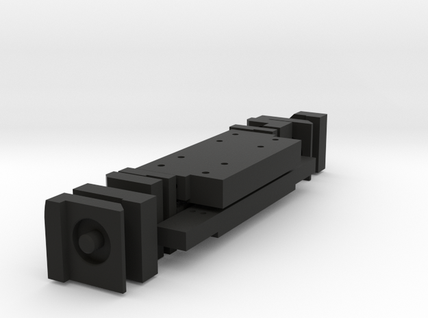 CMAX Bronco Mounts Nest For Floor in Black Natural Versatile Plastic
