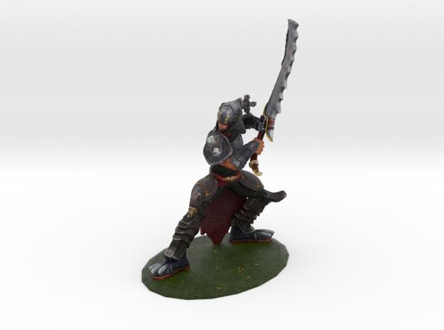 Headhunter Master Yi in Full Color Sandstone
