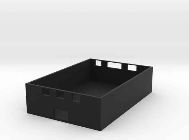 BusHub base in Black Natural Versatile Plastic