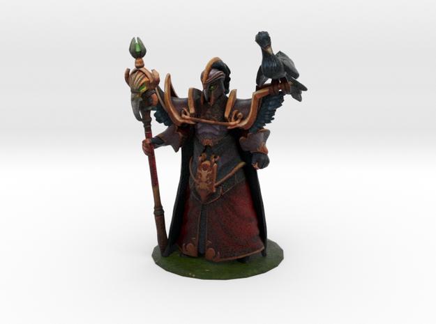 Tyrant Swain (old) in Full Color Sandstone