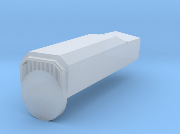 28mm Typhoon Left Engine Wing in Smooth Fine Detail Plastic