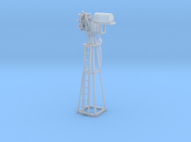 N Scale Rotary Motor Based Wing Generator