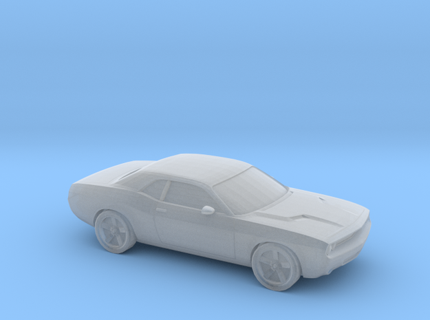 1/220 2009 Dodge Challenger in Smooth Fine Detail Plastic