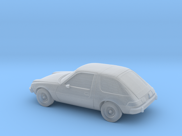 1/220 1975-77 AMC Pacer in Smooth Fine Detail Plastic