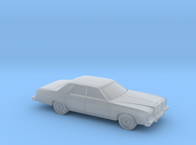 1/220 1977 Ford LTD Sedan in Smooth Fine Detail Plastic