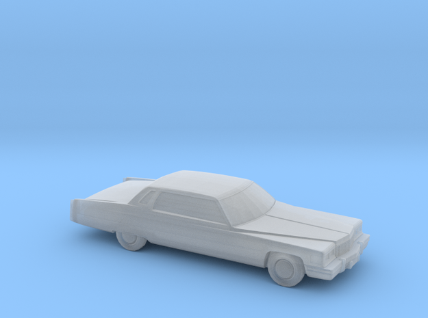 1/220 1975 Cadillac Sedan Deville in Smooth Fine Detail Plastic