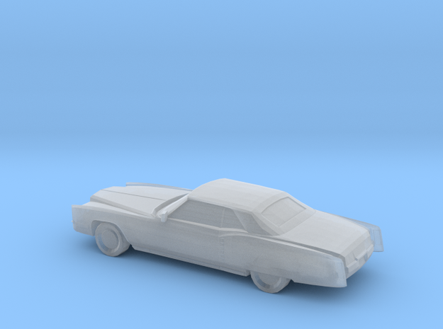 1/220 1971 Cadillac Eldorado Convertible in Smooth Fine Detail Plastic