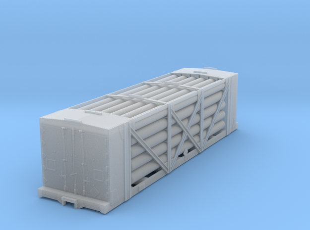 Helium ACF with roof support