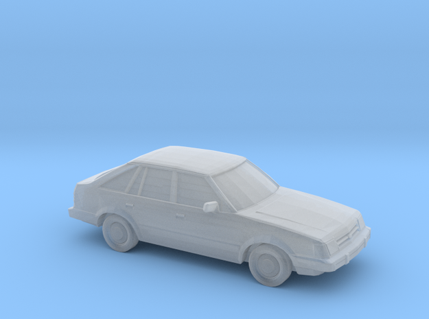 1/220 1985-87 Ford Escort in Frosted Ultra Detail