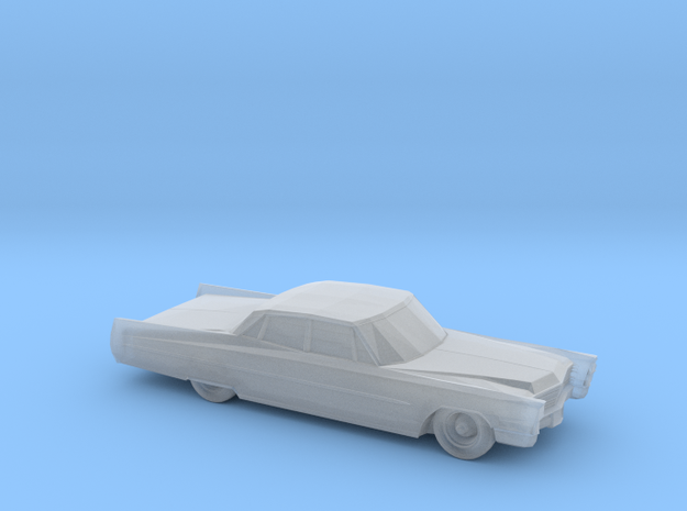 1/220 1967 Cadillac Sedan DeVille in Smooth Fine Detail Plastic