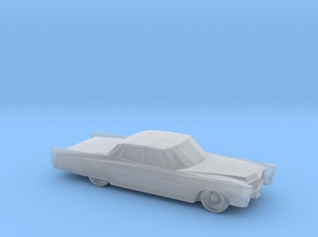 1/220 1967 Cadillac Sedan DeVille in Smooth Fine Detail Plastic
