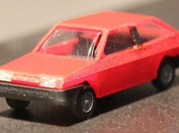 Lada Samara WAS2108 in Smooth Fine Detail Plastic