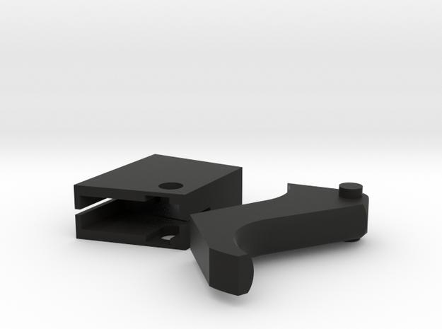 BlastFX - E11 Trigger Assembly in Black Natural Versatile Plastic