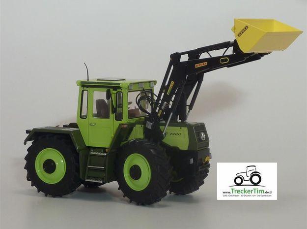 Stoll FL Konsole weise toys MB Trac 1300-1600 in Smooth Fine Detail Plastic