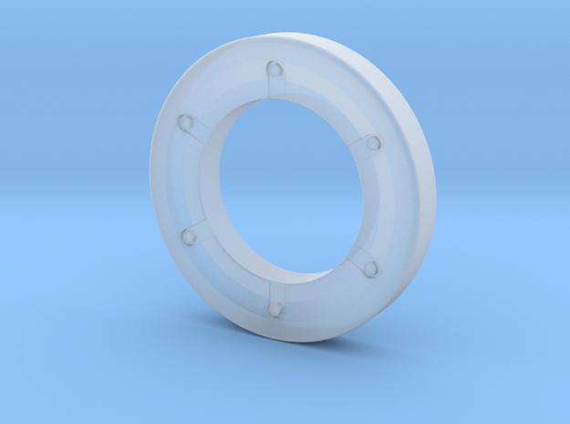 Schlüter Felgengewicht in Smooth Fine Detail Plastic