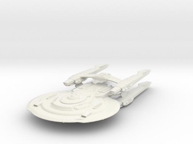 Federation Triton Class IV refit  HvyBattleCruiser