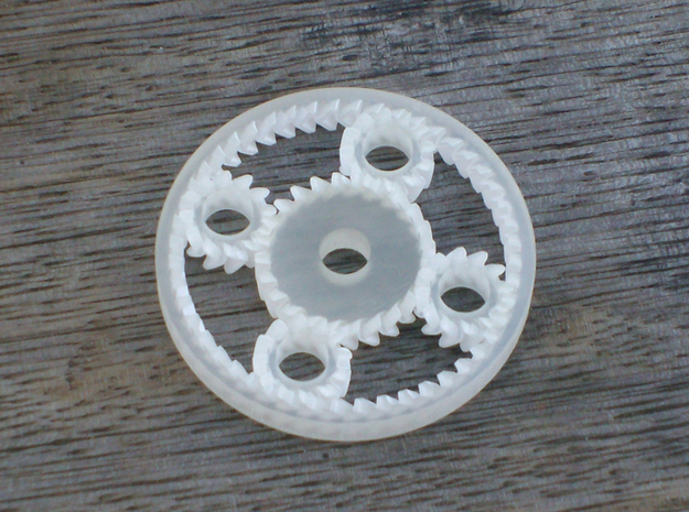 Planetary Gears desk toy