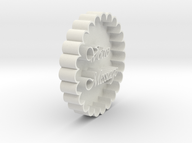 c1 in White Natural Versatile Plastic