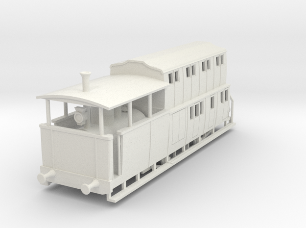 o-76-cf-d-etat-dd-steam-railmotor-1 in White Natural Versatile Plastic