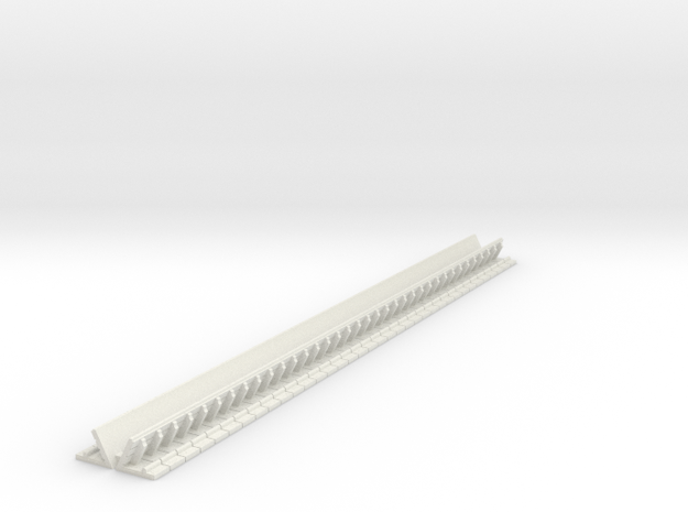 HOea433 -  Architectural elements 5 in White Natural Versatile Plastic