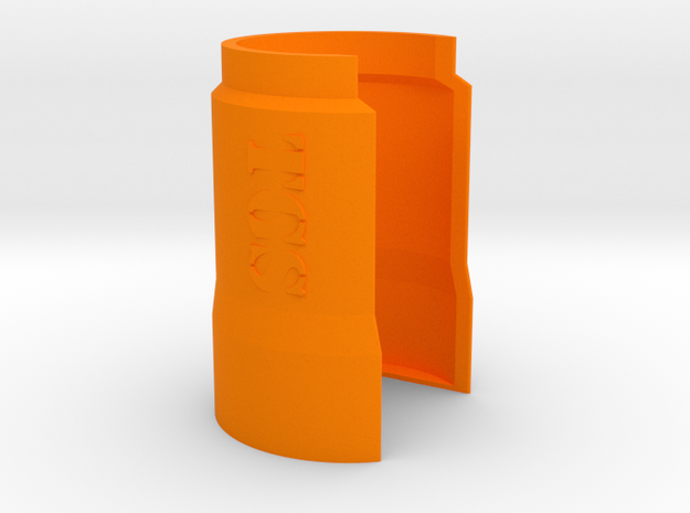 puller 500 guard in Orange Processed Versatile Plastic