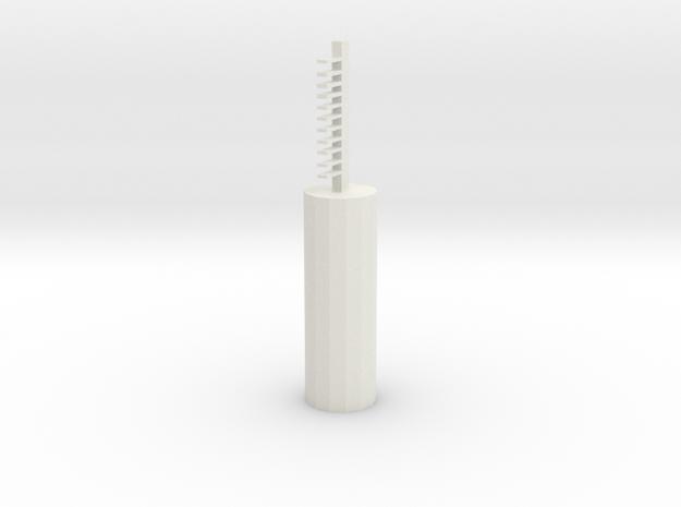 104105218-3 in White Natural Versatile Plastic