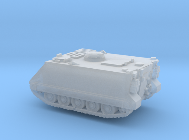 1:200 scale M113 APC in Smooth Fine Detail Plastic