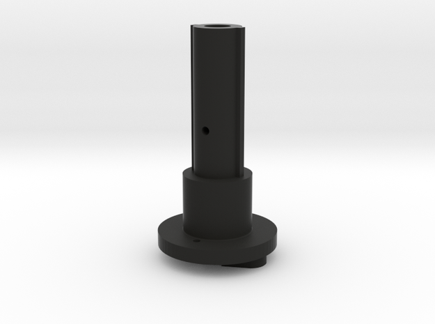 CH to Warthog tailpiece in Black Natural Versatile Plastic
