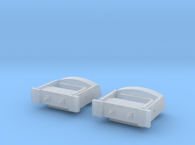 HO030_GE_COUPLER_BUFFER_PLATE_EARLY in Smoothest Fine Detail Plastic