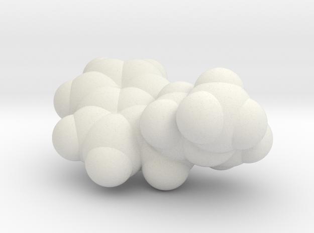 DMT in White Natural Versatile Plastic