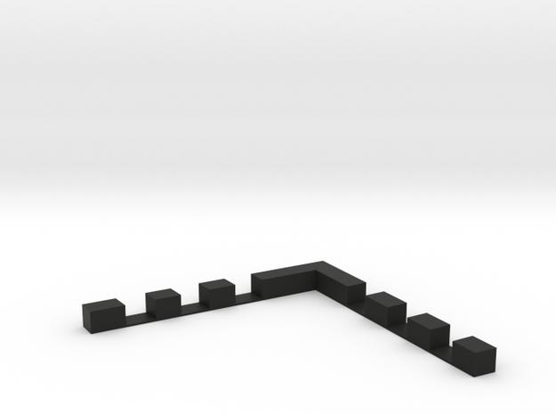 smart phone holder in Black Premium Versatile Plastic