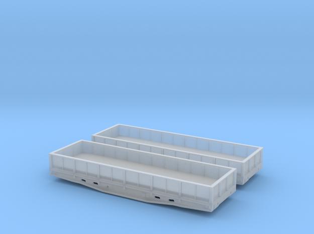 1:220-set 401Zb + 401Zb - PKP in Smoothest Fine Detail Plastic