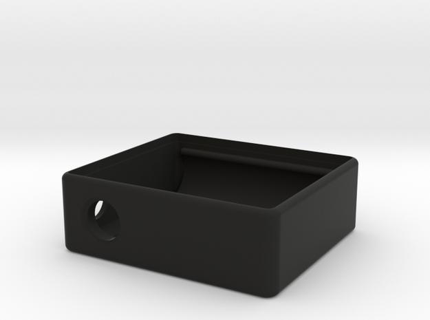 MM Mech Squonk Box Parallel 18650 in Black Natural Versatile Plastic