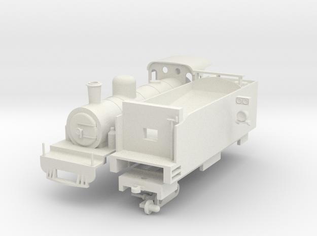 BM7-007A SAR NG15 No.NG17 as Operating Today On30 in White Natural Versatile Plastic