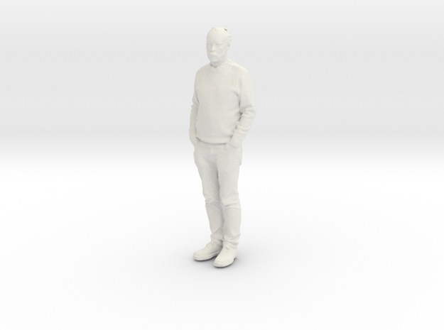 Printle C Homme 1193 - 1/18 - wob in White Strong & Flexible