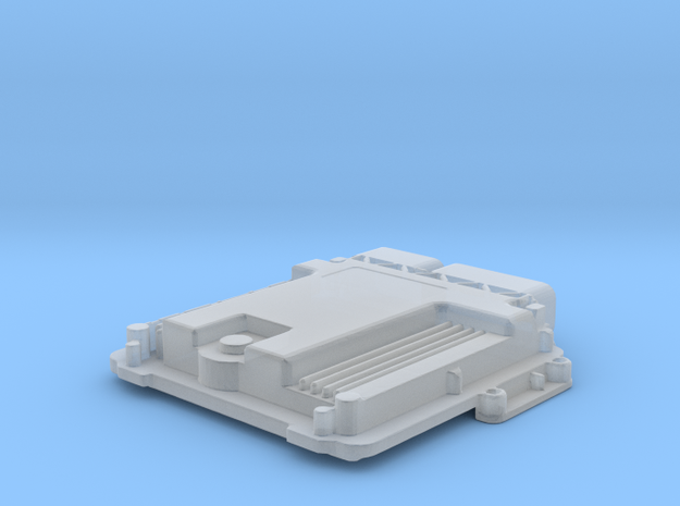 ECU - Electronic-Control-Unit - Type2 - 1/8 in Smooth Fine Detail Plastic