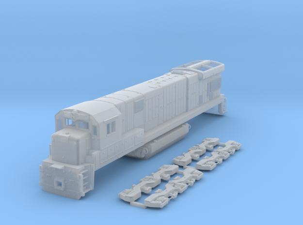TT Scale C30-7