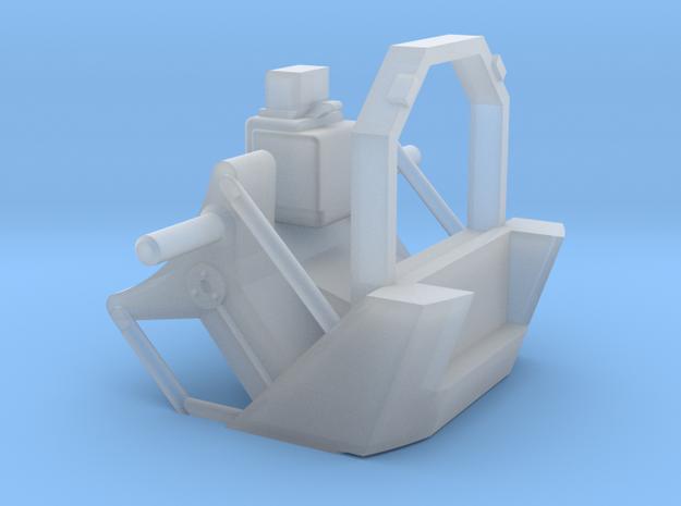 Flightline B-24 Nose/Tail Turret Gun Mount (requir in Smooth Fine Detail Plastic