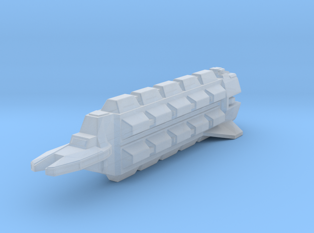 Cardassian Groumall-Class Freighter 1:7000 in Smooth Fine Detail Plastic