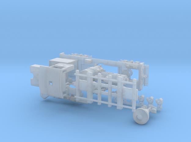 Nn3 Scale Class A, 16 Ton, 'T' Boiler Shay