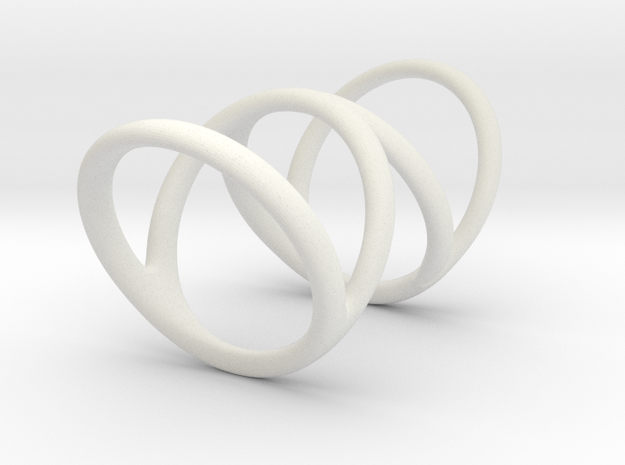 Right pointer (camallama) in White Natural Versatile Plastic