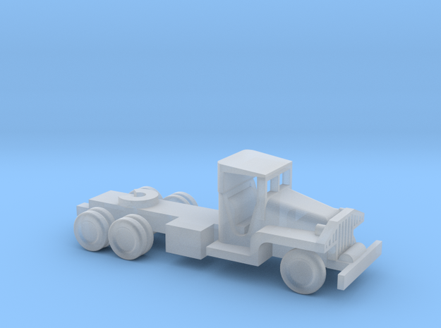 1/245 Scale CCKW Tractor in Smooth Fine Detail Plastic