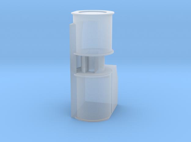 Dolgoch Brake Pump in Smooth Fine Detail Plastic